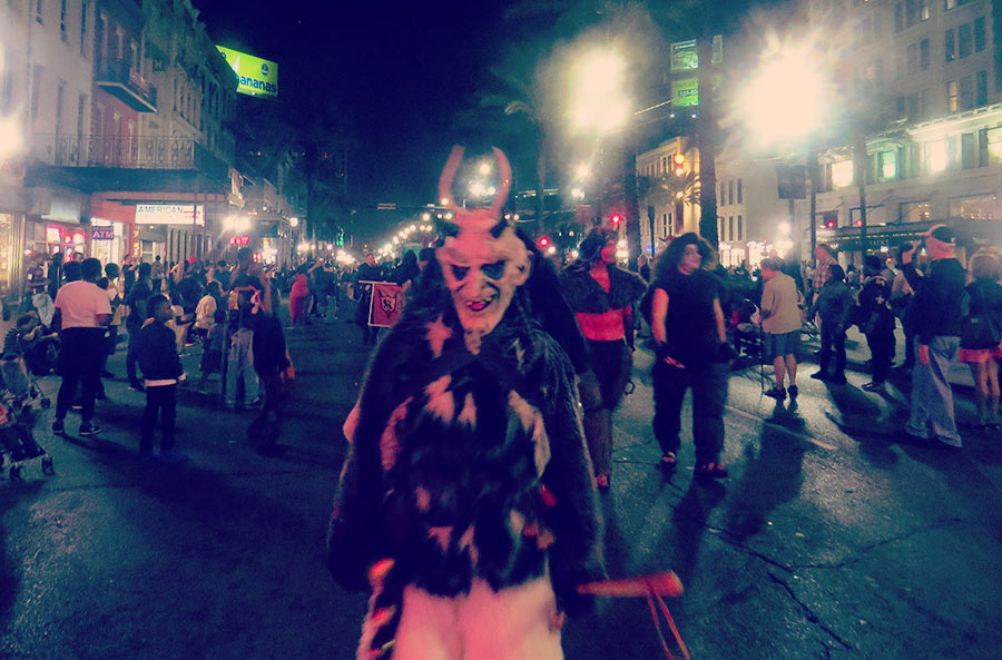 Krampus Krewe of Boo 2017