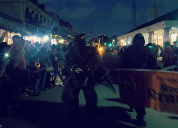 New Orleans Krewe of Krampus