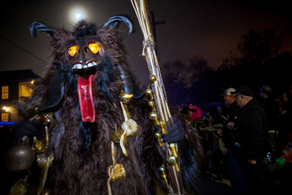 New Orleans Krampus NOLAuf