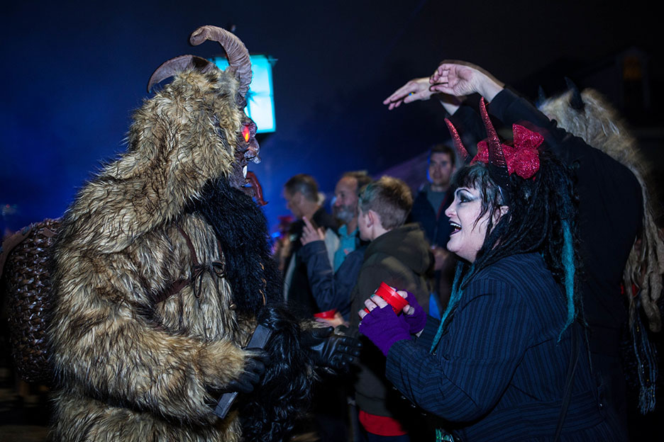 New Orleans Krewe of Krampus – NOLAuf 2017