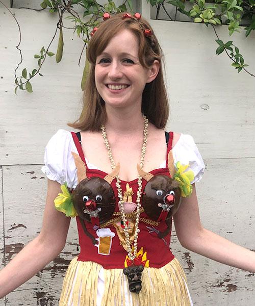 German Luau