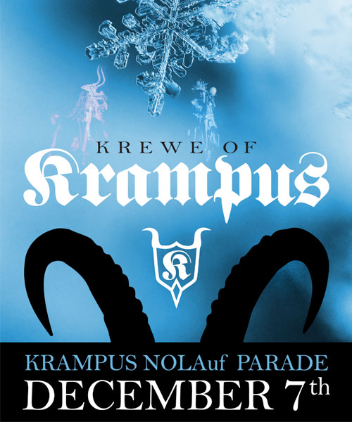 Krampus NOLAuf